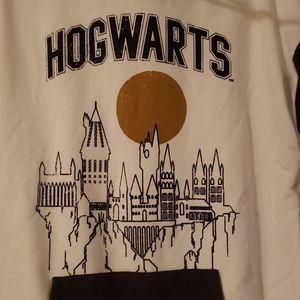 NWT Harry Potter hoodie sweatshirt size medium